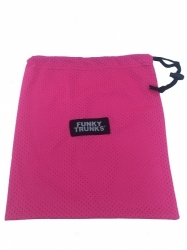 Funky Trunks Mini Mesh Bag růžový