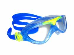 Dětské plavecké brýle RAS Flexi Mask modré ee08517537
