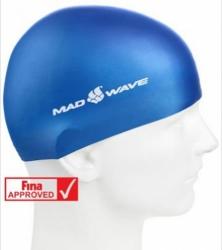 Plavecká čepice Mad Wave SOFT modrá a0d6a8bed7