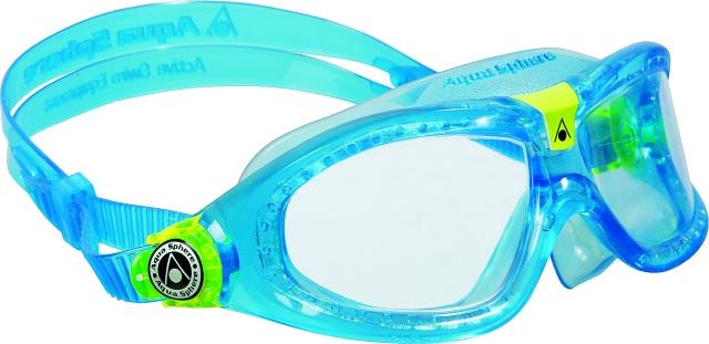 Dětské plavecké brýle Aqua Sphere SEAL KID 2 modré čiré 8936a70bf4